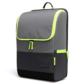 [에이치티엠엘]HTML - H7 SPLIT Backpack (Black/Dk.gray/Yellow) 백팩