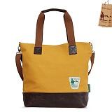 [옐로우스톤] 클로버백 clover bag - ys2008mu 머스타드