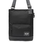 [디얼스]BLACK LABEL MESSENGER BAG-BLACK 가방 메신저백 크로스백