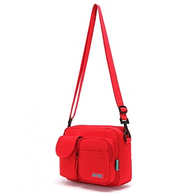 [에이치티엠엘]HTML-T3 Crossbag ( Red )