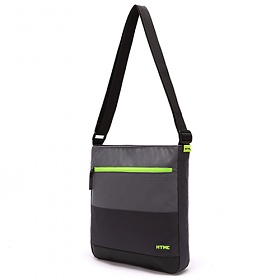[에이치티엠엘]HTML-NEW T5 Crossbag (Black/Dk.Gray/M.Gray/Yellow)_크로스백