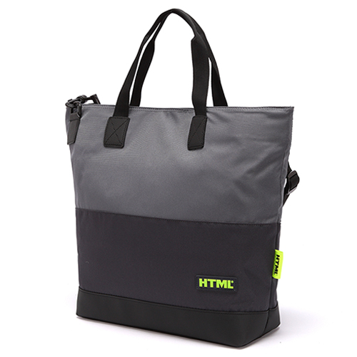 [에이치티엠엘]HTML-T7 Cross & Totebag (Black/Dk.Gray/M.Gray )