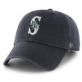 47Brand - 시에틀 마린너스 엠엘비캡모자(MLB클린업모자) 볼캡 야구모자