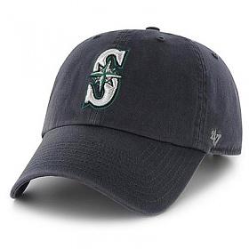 47브랜드 - 시에틀 마린너스 엠엘비캡모자(MLB클린업모자) 볼캡 야구모자