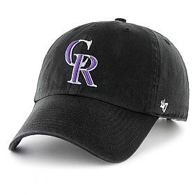 47브랜드 - MLB모자 콜로나도 록키스 엠엘비캡모자(MLB클린업모자) 야구모자