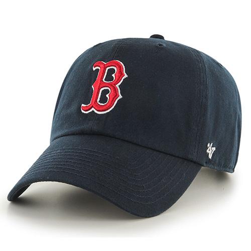 47브랜드 - MLB모자 보스톤 레드삭스 엠엘비캡모자(MLB클린업모자) 야구모자