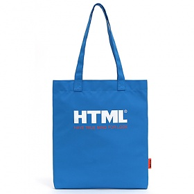 [에이치티엠엘]HTML- U1 Ecobag (Blue)