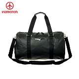 [비아모노] VIAMONOH FLIGHT LINE BIG TOTE & SHOULDER (V13S-7233_BK) 보스턴백