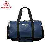 [비아모노] VIAMONOH FLIGHT LINE BIG TOTE & SHOULDER (V13S-7233_NY) 보스턴백