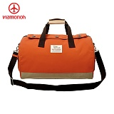 [비아모노] VIAMONOH CAMPING LINE 3 BOSTON BAG (V13F-4253_OR) 보스턴백