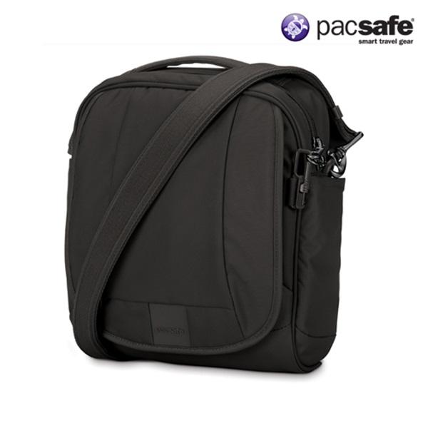 [팩세이프]PACSAFE - Metrosafe LS200 Black 공식수입정품 (여행용 도난방지 크로스백)