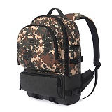 [�θ�ƽũ���]ROMANTIC CROWN - UNION �� Back Bag_camo