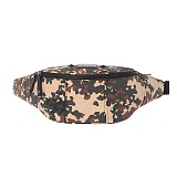 [�θ�ƽũ���]ROMANTIC CROWN - UNION �� Waist Bag_camo