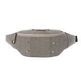 [�θ�ƽũ���]ROMANTIC CROWN - UNION �� Waist Bag_khaki