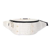 [�θ�ƽũ���]ROMANTIC CROWN - UNION �� Waist Bag_wht