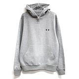 [이치니] ichiny big symbol gray hood 후드티