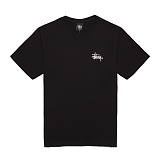 [������]STUSSY - 14SS BASIC LOGO TEE 1903215 (BLACK) ����Ƽ