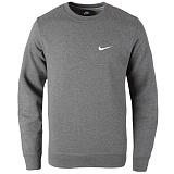 [나이키]NIKE - 클래식 맨투맨 티셔츠 611467-071 챠콜 크루넥 스��셔츠 _정품 국내배송