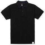 [유니어패럴] UNIAPPAREL 베이직 폴로셔츠 (블랙) pk티셔츠