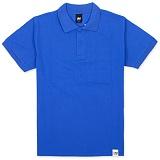 [유니어패럴] UNIAPPAREL 베이직 폴로셔츠 (블루) pk티셔츠