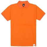 [유니어패럴] UNIAPPAREL 베이직 폴로셔츠 (오렌지) pk티셔츠