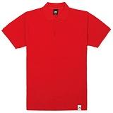 [유니어패럴] UNIAPPAREL 베이직 폴로셔츠 (레드) pk티셔츠