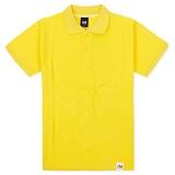 [유니어패럴] UNIAPPAREL 베이직 폴로셔츠 (옐로우) pk티셔츠
