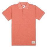 [유니어패럴] UNIAPPAREL 베이직 피그먼트 폴로셔츠 (오렌지) pk티셔츠