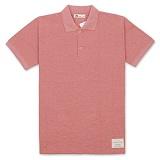 [유니어패럴] UNIAPPAREL 베이직 피그먼트 폴로셔츠 (핑크) pk티셔츠