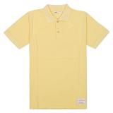 [유니어패럴] UNIAPPAREL 베이직 피그먼트 폴로셔츠 (옐로우) pk티셔츠