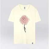 [더셔츠] pink frills - 남여공용 그래픽 일러스트 반팔티셔츠