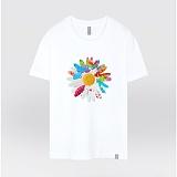 [더셔츠] daisy - 남여공용 그래픽 일러스트 반팔티셔츠