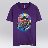[더셔츠] orangutan - 남여공용 그래픽 일러스트 반팔티셔츠