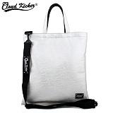 [클라우드키커]CLOUD KICKER CK002 CROSS BAG (A-SILVER) 크로스백 크로스 크로스가방