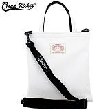[클라우드키커]CLOUD KICKER CK020 CROSS BAG (A-WHITE)_크로스백