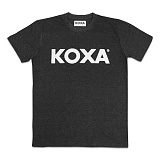 [코싸] koxa logo short darkgray 반팔티