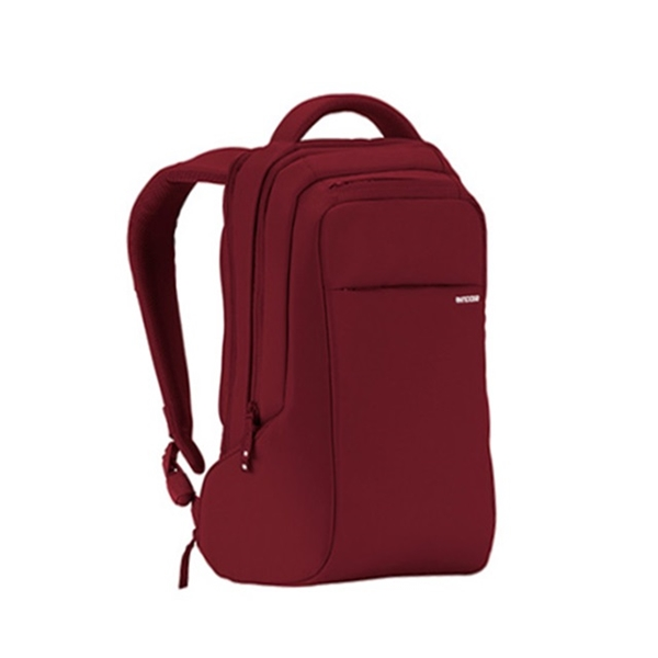 [노트 볼펜 증정][인케이스]INCASE - Icon Slim Backpack CL55537 (Red) 인케이스코리아정품 당일 무료배송 노트북가방 백팩