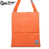 [클라우드키커] CLOUD KICKER CK025 CROSS BAG (ORANGE)_크로스백