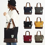 [옐로우스톤] 클로버백 clover bag - ys2008 캔버스 숄더백 6컬러
