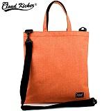 [클라우드키커]CLOUD KICKER CK002 CROSS BAG (B-ORANGE) 크로스백_크로스가방