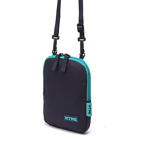 [에이치티엠엘]HTML- I1 Crossbag (NAVY/MINT)