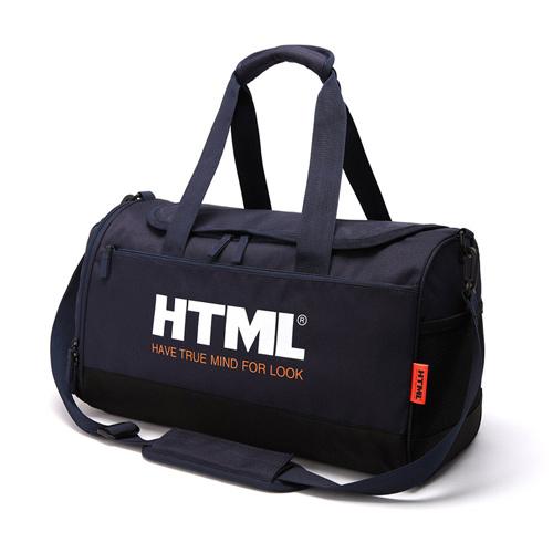 [에이치티엠엘]HTML - I7 Duffle bag (NAVY) 더플백 여행가방