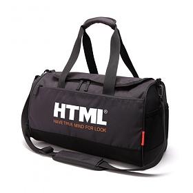 [에이치티엠엘]HTML - I7 Duffle bag (DK.GRAY) 더플백 여행가방
