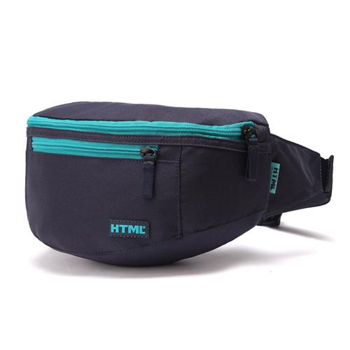 [에이치티엠엘]HTML - I3 Hip sack (NAVY/MINT) 힙색 웨이스트백