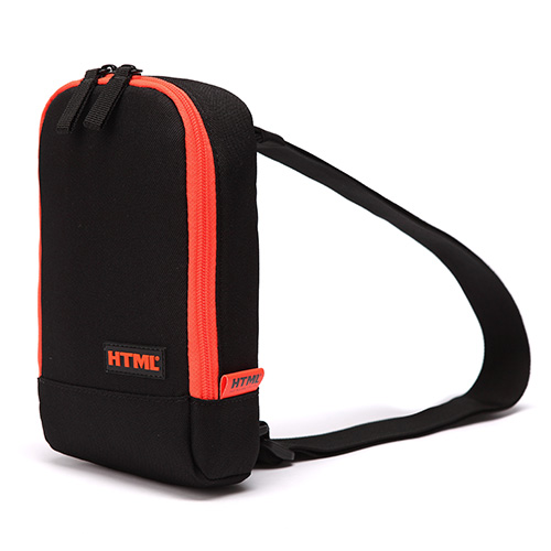 [에이치티엠엘]HTML - T2 Slingbag (BLACK/ORANGE) 슬링백