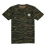 [브릭스톤]BRIXTON - Morton S/S T-Shirt Premium (Camo) 반팔티셔츠