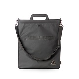 [카고브로스] Cargobros WEEKENDER Tote & Cross Bag - Gray_크로스백_가방