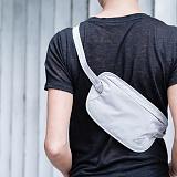[팩세이프]PACSAFE - Coversafe V100 Neutral Grey 공식수입정품 (숨겨서 착용할 수 있는 비밀 허리전대 복대)