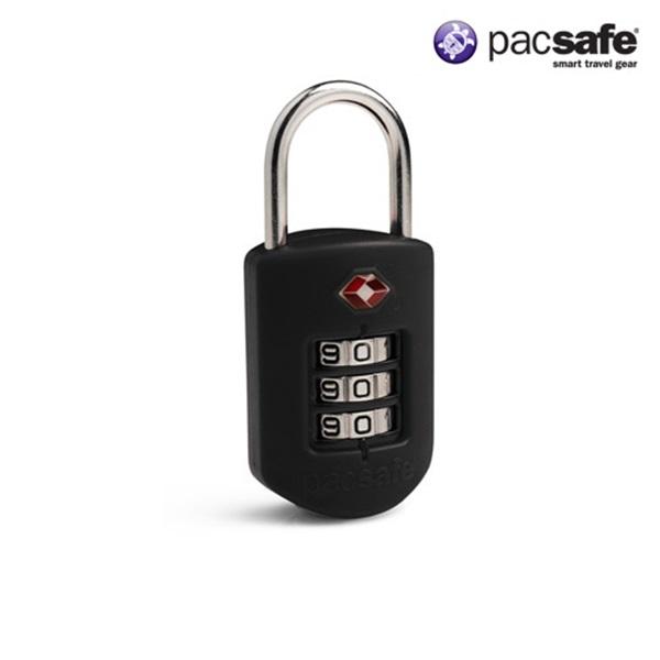 [팩세이프]PACSAFE - Prosafe 1000 Black 공식수입정품 (TSA 미국교통보안국 인증 튼튼한 자물쇠)