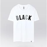 [더셔츠] BLACK - 남여공용 그래픽 일러스트 반팔티셔츠